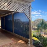 Outdoor Blind Picture